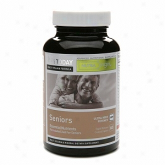Nutraorigin Multi Today Seniors Essential Nutrients, Caplets