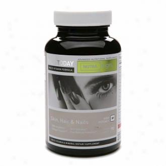 Nutraorigin Multi Today Skin, Hair, & Nails High Potency Vitmain, Caplets