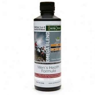 Nutraorigin Omega Blend 3-6- Essential Oil, Men's Health Formula