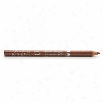 Nyc Show Time Glitter Eyeliner Pencil, Glitterazzi Brown