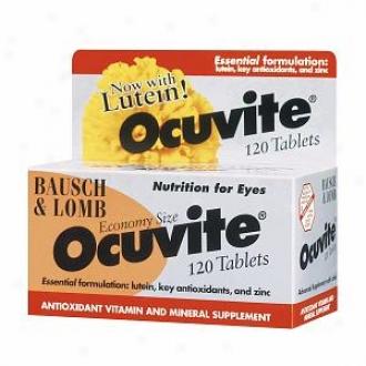 Ocuvite Nutririon For Eyes, Tablets