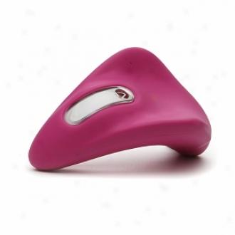 Ohmibod Better Than Chocolate Wireless Music Massager, Pink