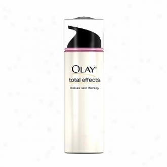Olay Total Effects 7-in1 Ahti-aging Moisturizer Mature Skin Therapy