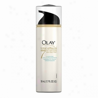 Olay Total Effects 7-in1 Anti-aging Moisturizer Plux Cooling Hydration