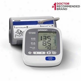 Omron 7 Series Upper Arm Blood Pressure Monitor, Model Bp760