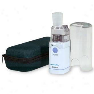 Omron Microair Vibrating Mesh Nebulizing System, Model Ne-u22v