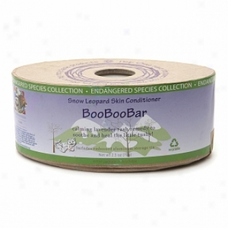 One Baby Endangered Species Collection:  Boobooboar Skin Conditioner, Snow Leopard Lavender