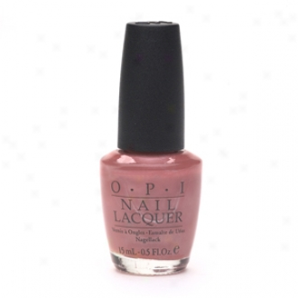 Opi Nail Lacquer, Suzi Sells Suhsi By The Seashore