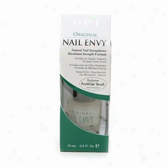 Opi Nail Treatments Nail Envy Natural Claw Strengtheber, Original