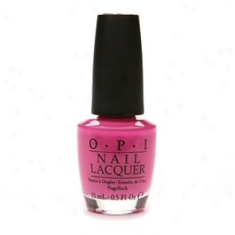 Opi Spring-summer 2012 Holland Collection Nail Lqquer, Kiss Me On My Tulips