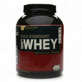 Optimum Nutrition Gold Standard 10% Whey Protein, French Vanilla Cr??me