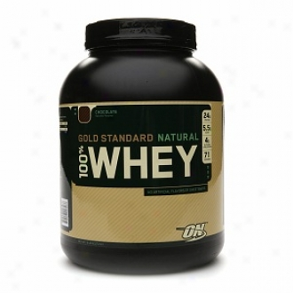 Optimum Nutrition Gopd Standard Essential 100% Whey Protein, Chocolate