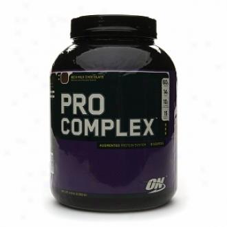 Optimum Nutrition Pro Cmoplex Augmented Protein System, Rich Milk Chocolate