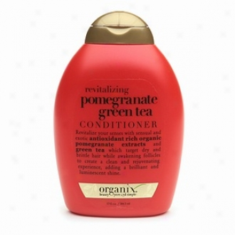 Organix Conditioner, Revitalizing Pomegranate Green Tea