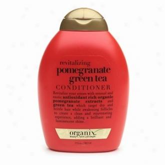 Organix Conditioner, Revitalizing Pomegranate Green Tea