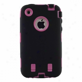 Otterbox 1942-22.5 Iphone 3g/3gs Defender Case, Black And Pink
