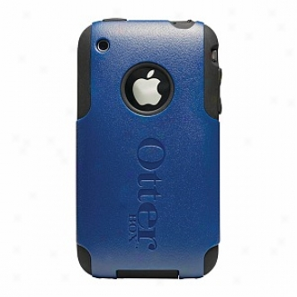 Otterbox Apl4-iph3g-16-c5otr Iphone 3g/3gs Commuter Case, Blue