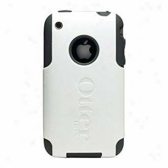 Otterbox Apl4-iph3g-17-c5otr Iphone 3g/3gs Commuter Case, White