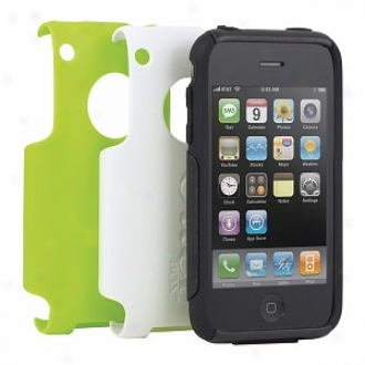 Otgerbox Apl4-kt261-99-c5otr Iphon e3g/3gs Commuter Cases, 3 Pk