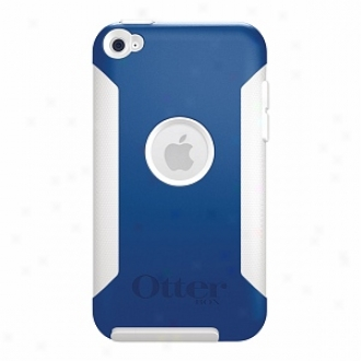 Otterbox Apl4-t4gxx-c4-e4otr Ipod Touch 4g Commuter Case, Zircon Blue And Of a ~ color