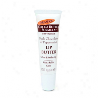 Palmer's Cocoa Butter Formula Lip Butte,r Dark Chocolate & Peppermint