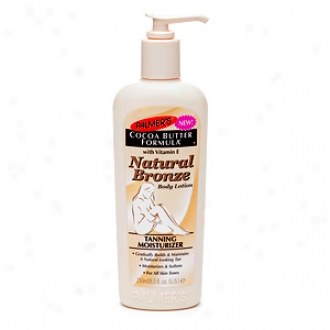 Palmer's Cocoa Butter Formula Natural Bronze Body Lotion