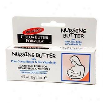 Palmer's Cocoa Butter Formula, Nursing Cream With Pure Cocoa Butter & Pro Vitamin B5