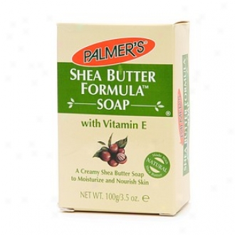 Palmer's Shea Bhtter Formula, Soap Bar With Vitamin E