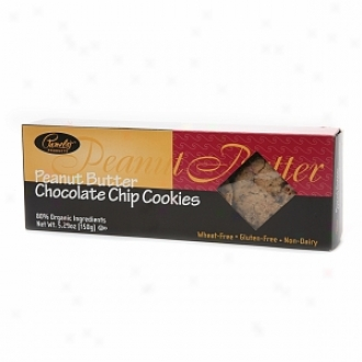 Pamela's Products Wheat-free & Gluten-free,_Gourmet All Natural Cookies, Peanut Butter Chocolate Chip