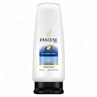 Pantene Pro-v Classic Care Solutions Conditioner, All Hair Types