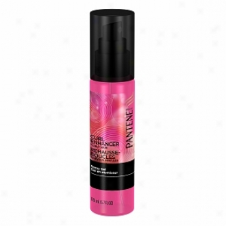 Pantene Pro-v Curly Hair Style Curl Ejhancing Spray Hair Gel