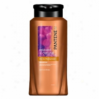 Pantene Pro-v Relaxed And Natura For WomenO f Color Shampoo, Dry To Moisturized