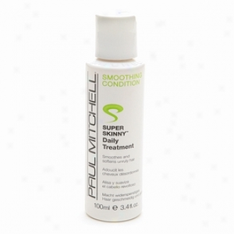 Paul Mitchell Smoothing Condition Super Skinny Daily Treatment