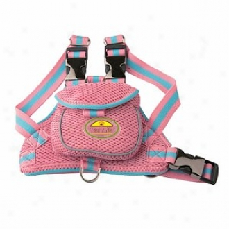 Pet Life Harness Small, Pink