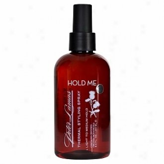 Peter Lamas Hold Me Thermal Styling Spray Light To Medium Hold