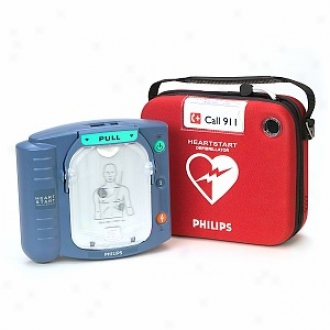Philips Heartstart Home Defibrillator M5068a
