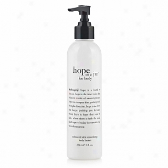 Philosophy Hope In A Jar Advanced Skin Smoothing Body Lotion, Mangos And Cream