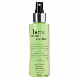 Philosophy Hope Springs Eternal Deep Ocean Ultra-fine Hydrating Mist