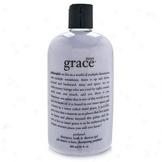Philosophy Inner Grace 3-in-1 Perfumed Shampoo, Bath & Shower Gel