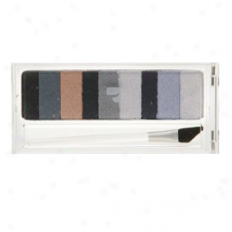 Physicians Form Shadw & Liner Shimmer Strips Custom Watch Enhancing Collection, Smoky Blue Eyes