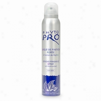 Phyto Pro Strong Finishing Spray With Myrrh Extract