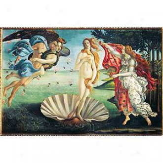 Piatnik Borticelli Birth Of Venus Puzzle: 1000 Pcs Ages 12 And Up