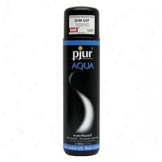 Pjur Aqua, Waterbased Lubricant