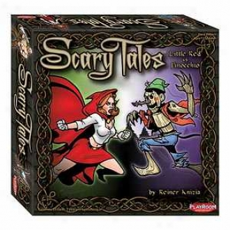 Playroom Entertainment Scary Tales - Little Red Riding Hood Vs. Pinocchio Ages 10+