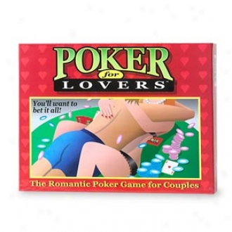 Poker For Lovers The Fanciful Poker Game Because of Couples