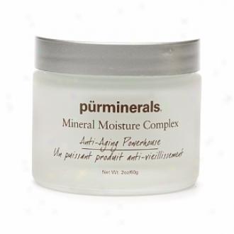Pr Minerals Mineral Moisture Compllex Anti-aging Powerhouse