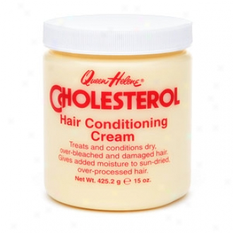 Queen Helene Cholestrerol Hair Conditioning Cream