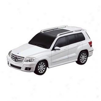Rastar Mercedes-benz Glk-class Radio Secluded Control Model Car, Scale: 1:24