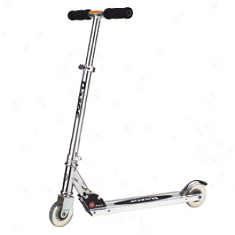 Razor A Scooter, Clear Ages 5+