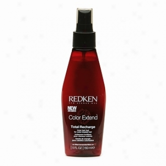 Redken Color Extend Total Recharge Inner Hair Fuel For Color Treated Hair